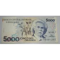 Brasil Billete De 5000 Cruzeiros *044