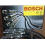 Cables De Bujias Bosch Aveo 1.6 16v Todos Gnc