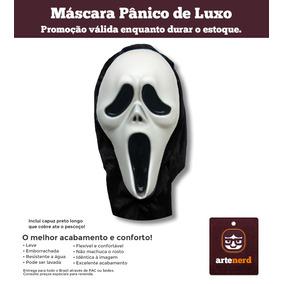 Máscaras Halloween: Pânico De Luxo