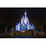 Painel Decorativo Festa Infantil Castelo Disney (mod2)