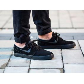 Tênis Nike Stefan Janoski Preto Black/anthracite Ex Shop