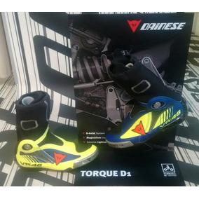Bota Dainese Axial Pro In Replica Valentino Rossi