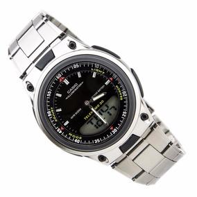 112fb044e6a Relógio Casio Aw-80 D 30 Fones 3 Alarmes Prova D água 30m Pt