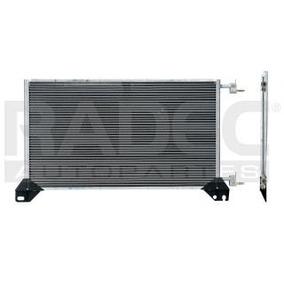 Condensador De Aire Chevrolet Suburban 2000-2010