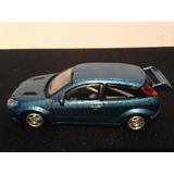 Hongwell H0 Ford Focus Azul 1:87 Maquetas Rueda De Goma