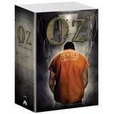 Dvd Box Oz - A Série Completa - 21 Discos - Dublado Lacrado