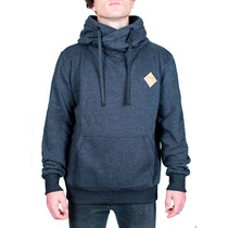 Buzo Hoodie Funnel Neck