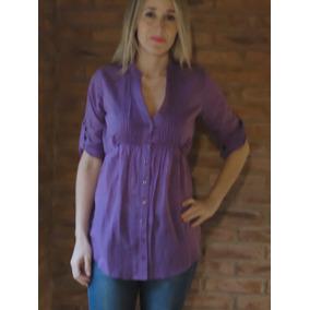 Camisola Violeta T S Chile