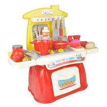 Cozinha Brinquedo Menina Fogãozinho Multikids Creative Fun