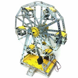Mini Roda Gigante Modelix, Montar Réplica Maquete C/ Motor