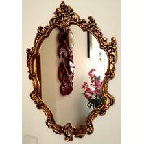 Espelho Decorativo Barrock Tok Stok + Mini Espelho De Brinde