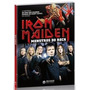 Livro Iron Maiden Monstros Do Rock- 2013