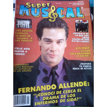 Revista Super Musical - Fernando Allende / Tatiana