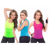 Camiseta Hot 2016 Reduce Moldea Tonifica Neopreno Shapers