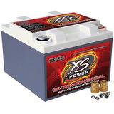 Xs Power S925 12v Agm 2000 Amp Sellado Batería De Carreras A