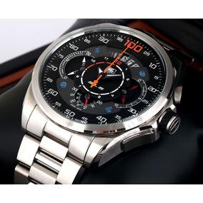 Relógio Masculino Quartz Bateria Mercedes Benz 825m Limited