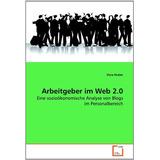 Arbeitgeber Im Web 2.0; Vera Huber Envío Gratis