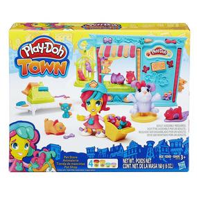 Play Doh Town Tienda De Mascotas