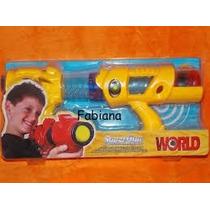 Brinquedo Lançador De Bolas- Importado