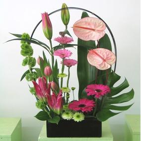 Arreglos Florales Elegantes Detalle Roda Ocasión Floral