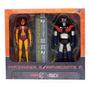Mazinger Z Y Afrofita Set Sd Toys Figura Coleccionable