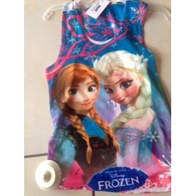 Blusas Para Niñas De Frozen, Tallas 2 A 10 Años