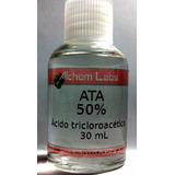 Tca Ata 50% - Ácido Tricloroacético - Gratis Neutralizante
