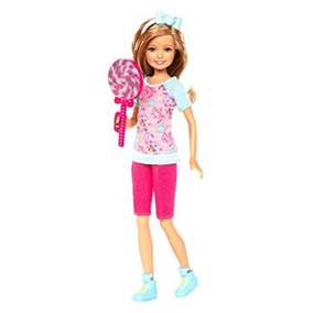 Juguete Barbie Hermanas Parque De Atracciones Stacie Muñeca
