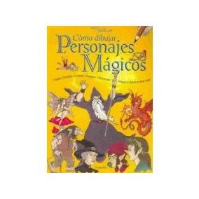 Como Dibujar Personajes Magicos; Fedhar Envío Gratis