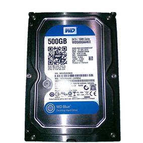 Disco Duro Sata 500 Gb Pc Y Dvr Sellado Refurbished