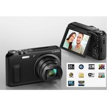 Lumix Camara Digital Panasonic Dmczs45 Wi Fi Selfie Rotativa
