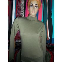 Pag 151; Media Polera De Modal Mujer Talle 2-3-4-5-