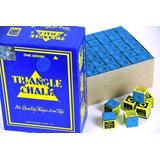Cosmetico Triangle Azul O Verde C/144 Pzas