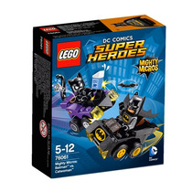 Lego Super Heroes Batman Vs Catwoman 76061