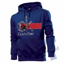 Moletom Blusa Capuz Calvin Klein Hollister Casaco