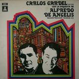 Carlos Gardel Con Alfredo De Angelis Vinilo Chileno