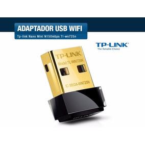 Adaptador Wifi Usb Tplink Tl Wn725n 150 Mbps