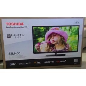 Tv Toshiba De 32 Pulgadas Hd -hdmi Usb 32l1400 Nuevos