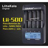 Cargador Descargador + Banco Usb - Pila Bateria 18650 /26650