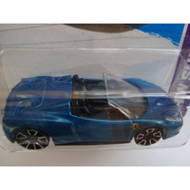 Hot Wheels Ferrari 458 Italia Spider De 2013 Lacrado !!!