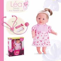 Boneca Bebê Léa Dodói Bambola