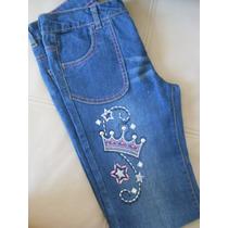 Pantalon Jeans Niña Talla 14