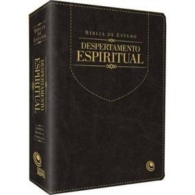 Bíblia De Estudo Despertamento Espiritual Frete Grátis