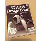 The 3d Art & Design Book Vol 2 Magazine Revista + Dvd R1