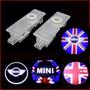 Luces De Cortesia Para Puertas Logo Mini Cooper