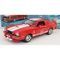 Ford Mustang Cobra Ii 1978 Greenlight 1:18