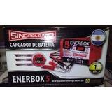 Cargador De Batería Enerbox 5 Sincrolamp
