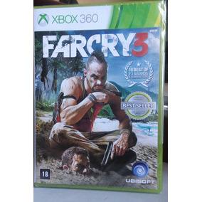 Far Cry 3 Xbox 360 Legenda Português Br Primeira Pessoa Tiro
