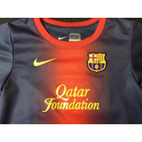 Camisa Barcelona 2012-2013 Home Tam P Infantil (45x37) Nike