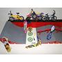 Pista Skate Dedo Sbego Park Bike Moto Patinete Acessorios